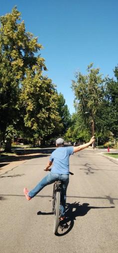 bikedancing
